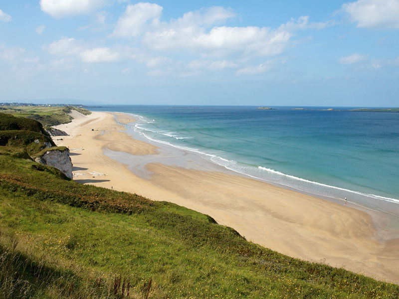 North Antrim Coast Beaches