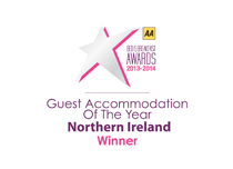 The AA Guest Accommodation of the year